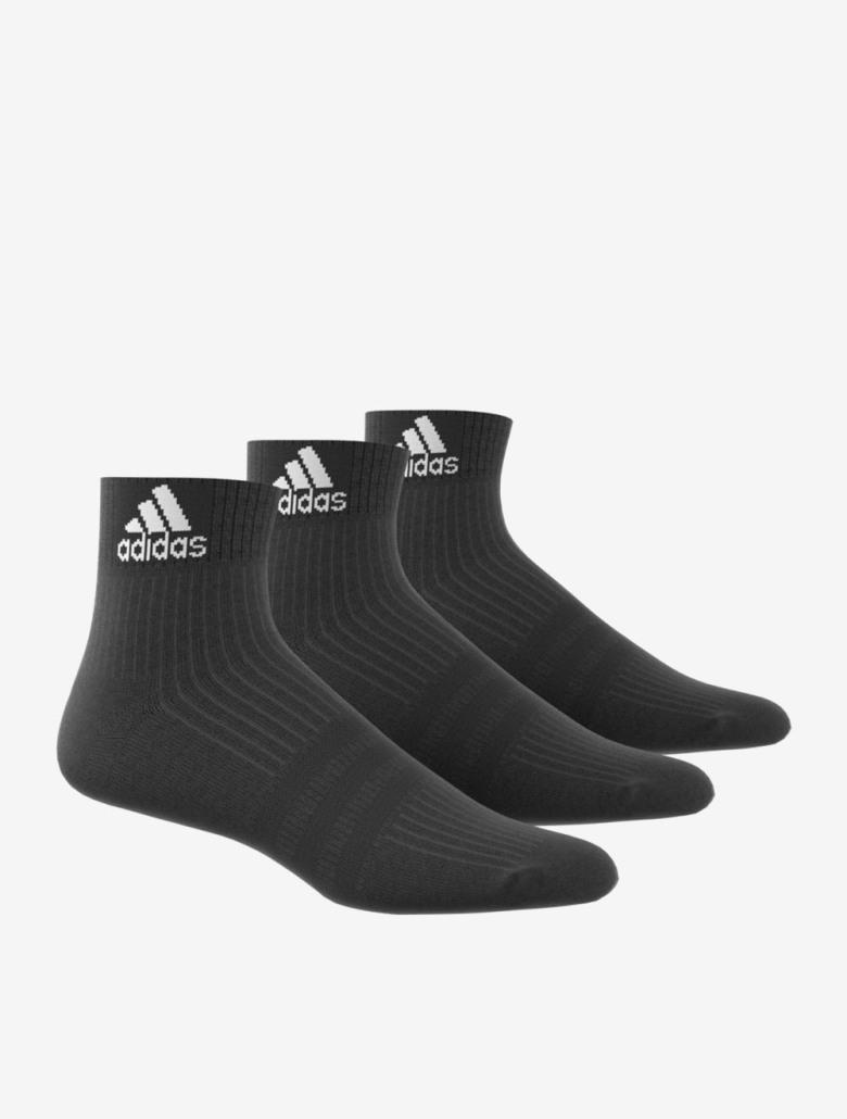 8a9aa0521 3 Stripes Performance Ankle Socks 3 Pair Unisex