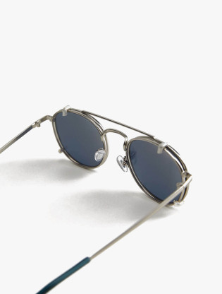 Detachable Rounded Sunglasses2