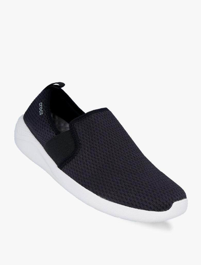92c43ccdb296 Crocs Literide Mesh Slip on Men s Shoes