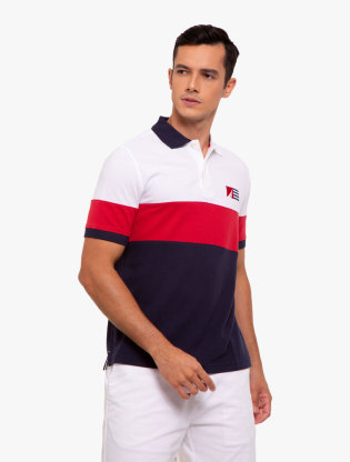 EXTRA 30% - S/S KNITTED POLO SM201