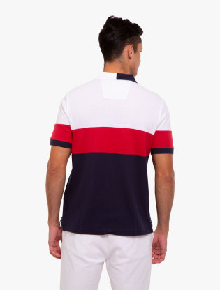 EXTRA 30% - S/S KNITTED POLO SM203