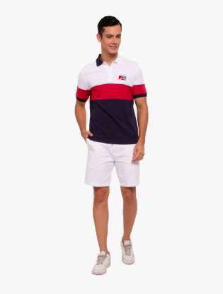EXTRA 30% - S/S KNITTED POLO SM204
