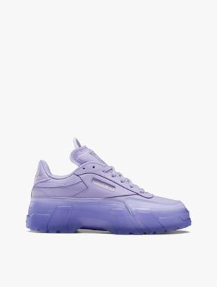 Reebok CLUB C CARDI Women's Sneakers Shoes - Purple0