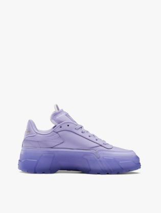 Reebok CLUB C CARDI Women's Sneakers Shoes - Purple1
