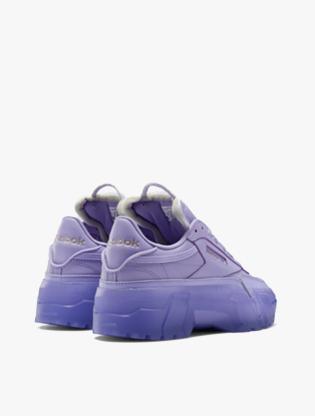 Reebok CLUB C CARDI Women's Sneakers Shoes - Purple3