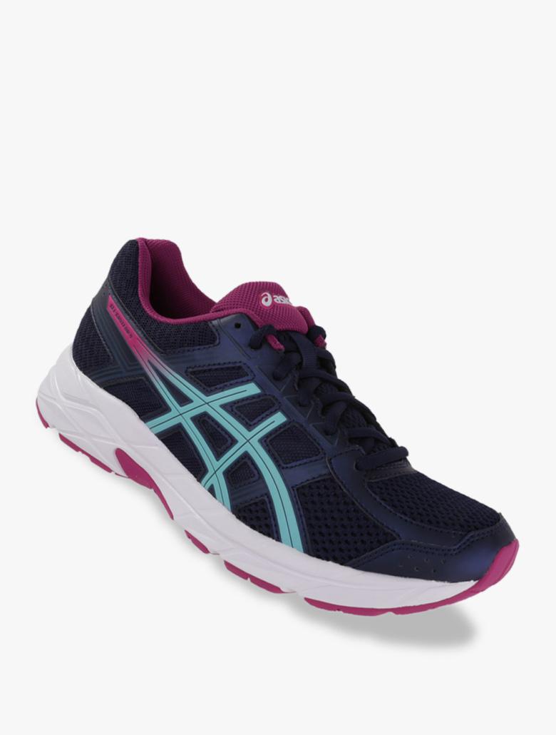 new arrival 66c0d a2366 Asics Gel-Contend 4 Women's Running Shoes - Standard Wide
