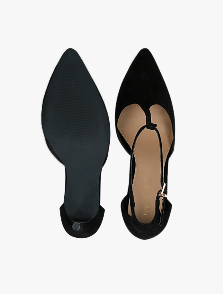 fc7a117aa16653 ... Alyssa T-Bar Pointed Court Shoes. 1234