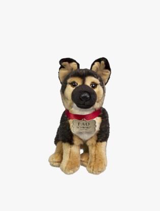 Fao Toy Plush Puppy Floppy German Shepherd 10inch - FSZ60002580