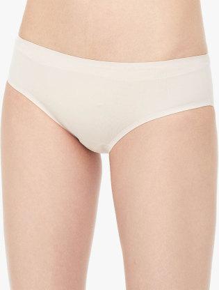 CK Underwear - Ck Black Barelings Hipster3