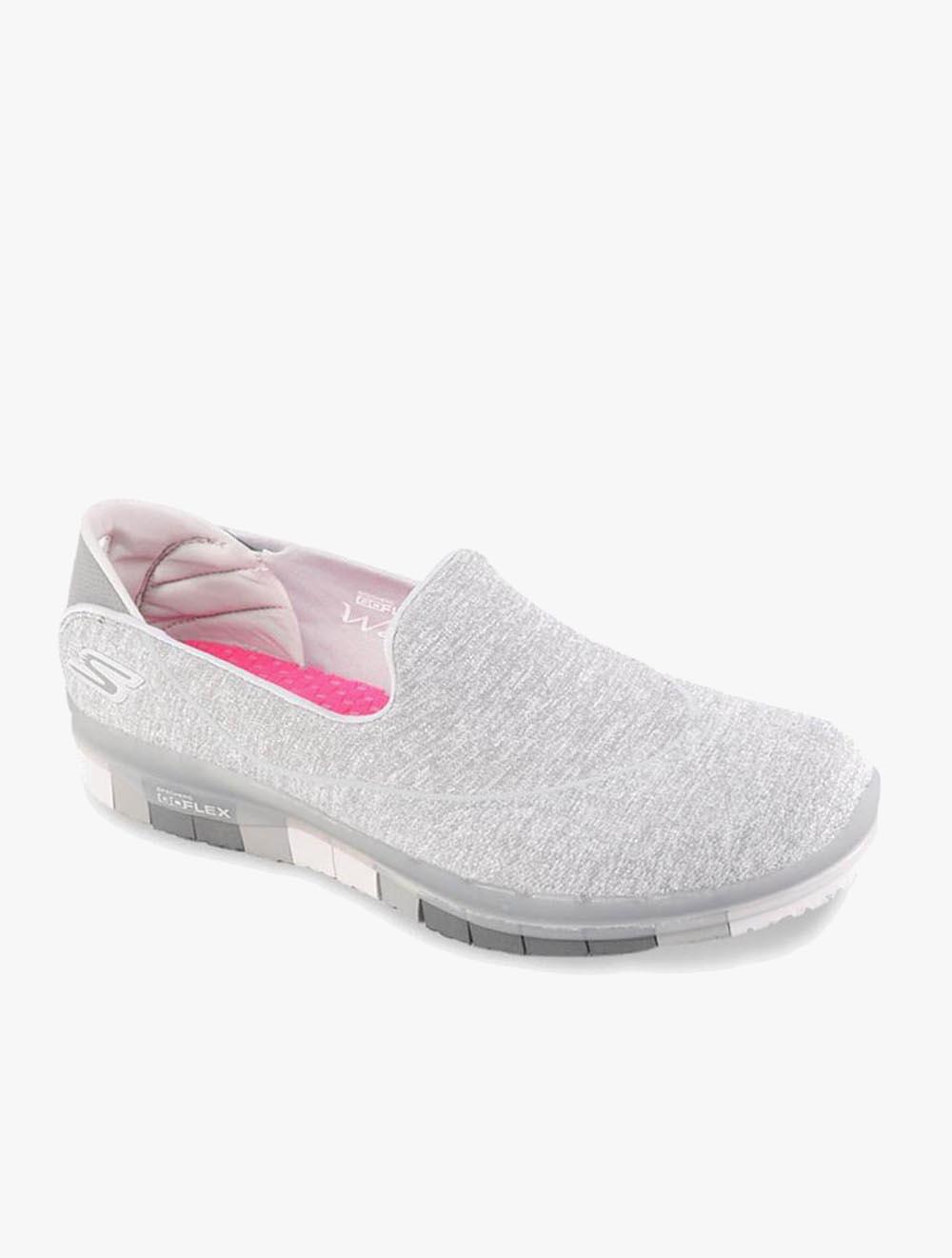 skechers go flex noir lifestyle chaussures