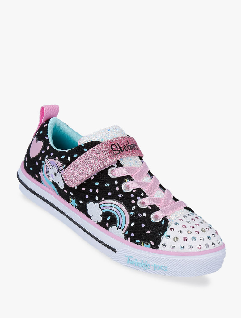 396b5f213650 Twinkle Toes  Shuffles - Sparkle Lite Girls  Sneakers Shoes