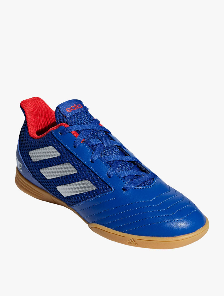 8271a749e42 Adidas Predator 19.4 IN SALA Boys Soccer Shoes